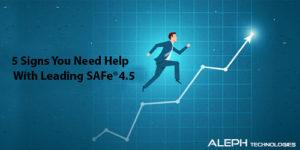 Leading safe-Aleph global scrum team