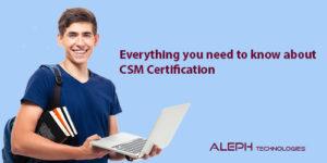 CSM- Aleph global scrum team