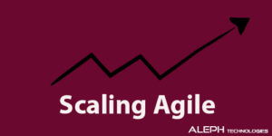 Agile-Aleph global scrum team