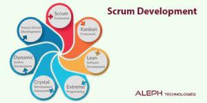 scrum development-aleph global scrum team