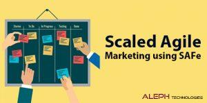 scaled agile - Aleph global scrum team
