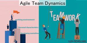 Agile team dynamics-Aleph global scrum  team